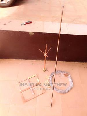 Lightning Arrestor /Earthing, Electrical Installations   Building & Trades Services for sale in Lagos State, Lekki