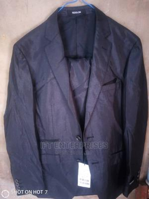 Black and Ash New Suit Size 46 and 44   Clothing for sale in Lagos State, Alimosho