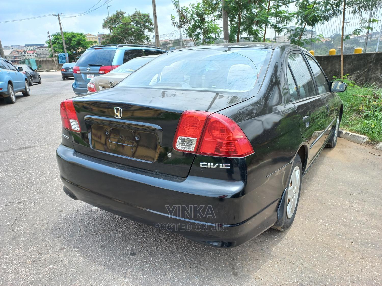Archive: Honda Civic 2005 1.6i LS Automatic Black