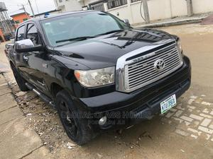 Toyota Tundra 2010 CrewMax 4x4 Limited Black | Cars for sale in Lagos State, Lekki