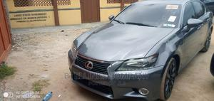 Lexus GS 2013 350 4WD Gray | Cars for sale in Lagos State, Ikeja