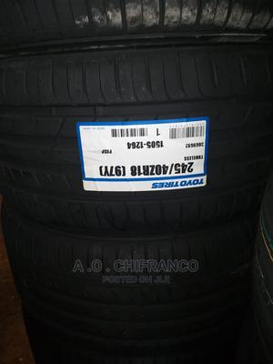 Toyo Tires Dunlop Tires Bridgestone Tires Goodyear Tires | Vehicle Parts & Accessories for sale in Lagos State, Lagos Island (Eko)