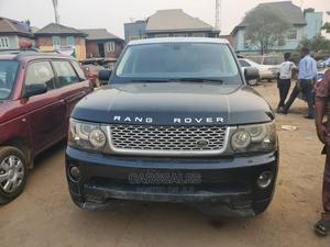 Land Rover Range Rover Sport 2008 Black | Cars for sale in Lagos State, Agege