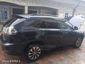 Lexus RX 2005 330 4WD Black | Cars for sale in Edo State, Benin City