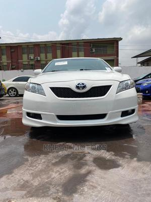 Toyota Camry 2007 White | Cars for sale in Lagos State, Ogudu