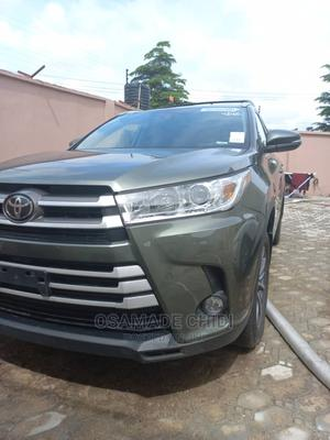 Toyota Highlander 2018 Green | Cars for sale in Lagos State, Amuwo-Odofin