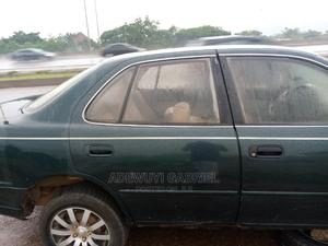 Toyota Camry 1999 Automatic Green | Cars for sale in Abuja (FCT) State, Dutse-Alhaji
