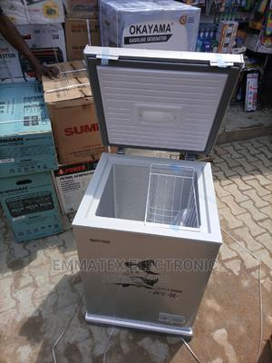 Snow Sea Deep Freezer 100 Litres | Kitchen Appliances for sale in Lagos State, Amuwo-Odofin