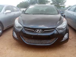 Hyundai Elantra 2013 Black   Cars for sale in Lagos State, Ikotun/Igando