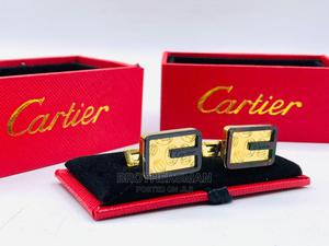 Cartier Cufflinks Buttons | Clothing Accessories for sale in Lagos State, Surulere