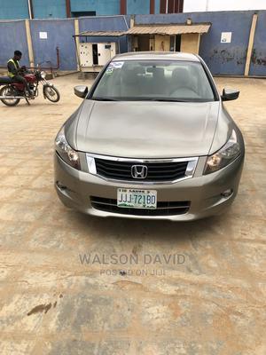 Honda Accord 2009 2.4 EX Gold | Cars for sale in Lagos State, Ojodu