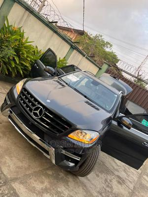 Mercedes-Benz M Class 2014 Gray   Cars for sale in Lagos State, Lekki