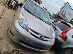 Toyota Sienna 2005 Silver   Cars for sale in Lagos State, Ipaja