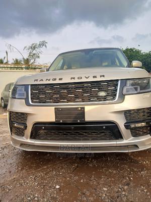 Land Rover Range Rover Vogue 2017 Gold | Cars for sale in Kaduna State, Kaduna / Kaduna State