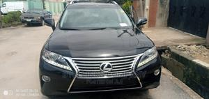 Lexus RX 2012 350 FWD Black | Cars for sale in Lagos State, Ikeja
