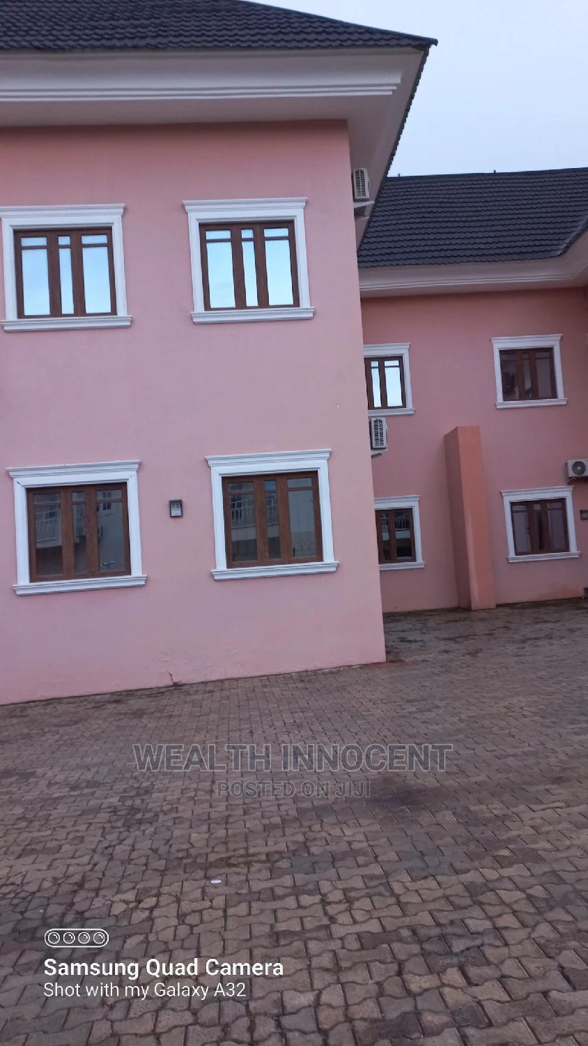 Archive: 6bdrm Duplex in Katampe Extension for Rent