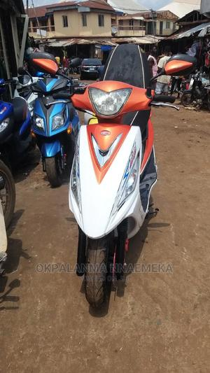 Kymco 2020 Orange | Motorcycles & Scooters for sale in Anambra State, Nnewi