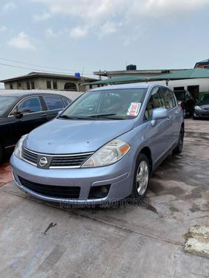 Nissan Versa 2009 1.8 SL Blue   Cars for sale in Lagos State, Ogudu