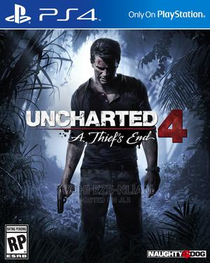 Uncharted 4: A Thief's End | Video Games for sale in Enugu State, Enugu