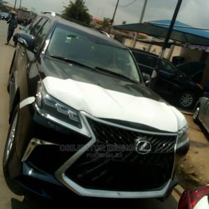 Lexus LX 2009 570 Black | Cars for sale in Lagos State, Ikeja