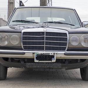 Mercedes-Benz W123 1976 Black   Cars for sale in Lagos State, Lekki