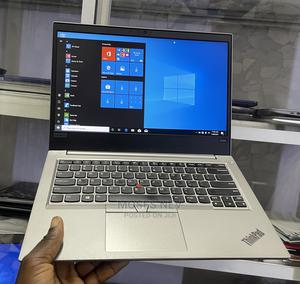 Laptop Lenovo ThinkPad E480 4GB Intel Core I5 HDD 500GB   Laptops & Computers for sale in Lagos State, Ikeja
