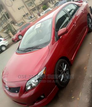 Toyota Corolla 2010 Red | Cars for sale in Lagos State, Ikeja