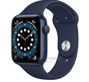 Iwatch Series 6 44mm Gps Only Blue | Smart Watches & Trackers for sale in Lagos State, Ikeja