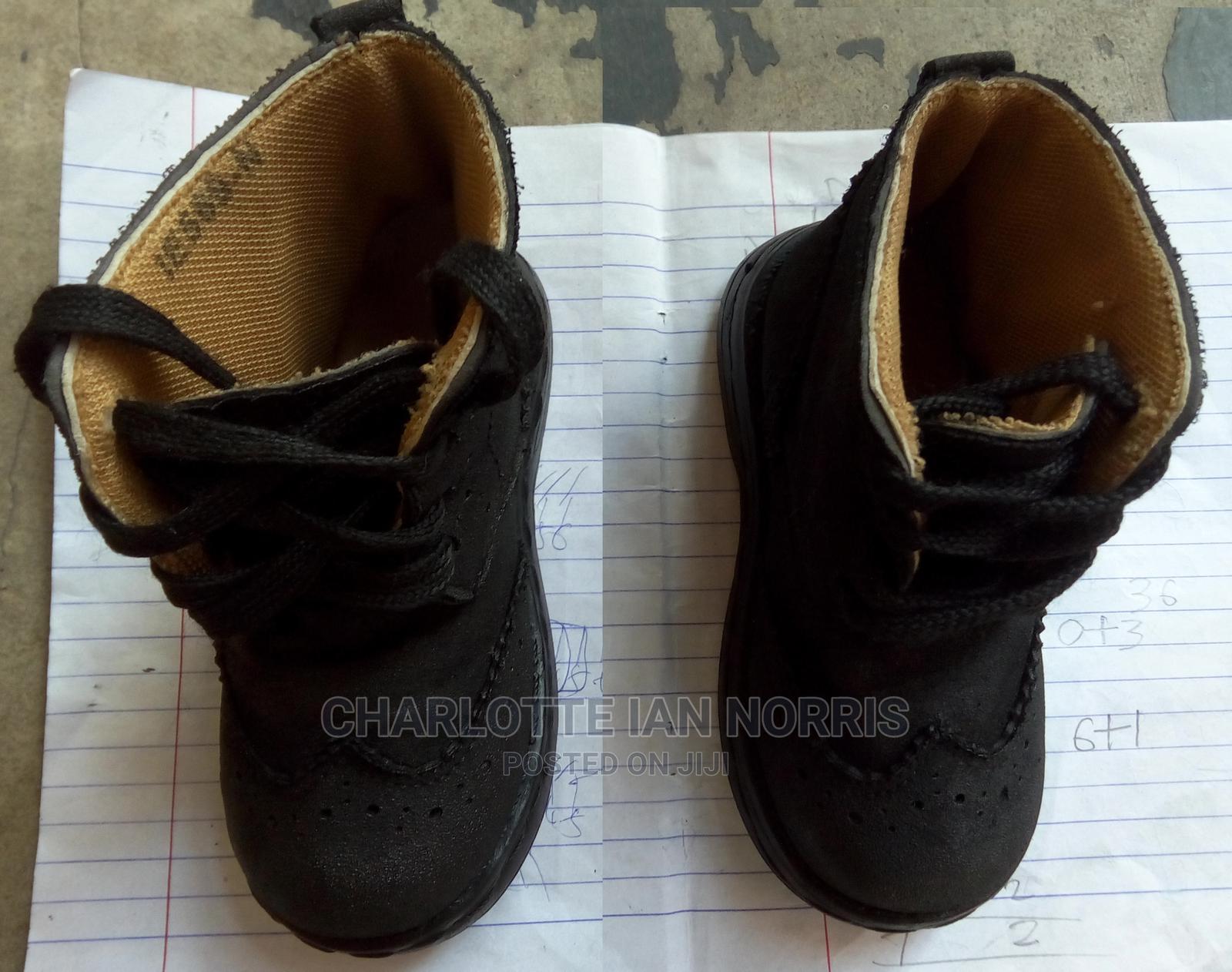 Fabulous UK Fairly Used Children Shoe (OK Shoes)