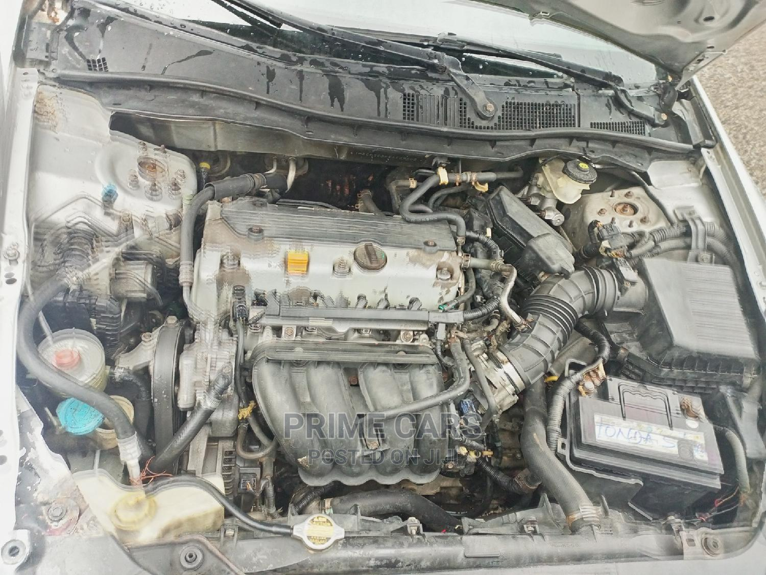 Honda Accord 2008 2.0 Comfort Automatic Gray | Cars for sale in Katampe, Abuja (FCT) State, Nigeria