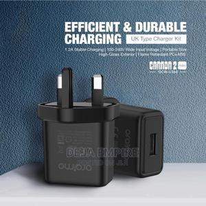 Oraimo Cannon-2 Mini Uk Type Efficient Durable Charger Kit | Accessories for Mobile Phones & Tablets for sale in Kwara State, Ilorin West