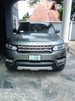 Land Rover Range Rover Sport 2014 HSE 4x4 (3.0L 6cyl 8A) Gray | Cars for sale in Lagos State, Ajah