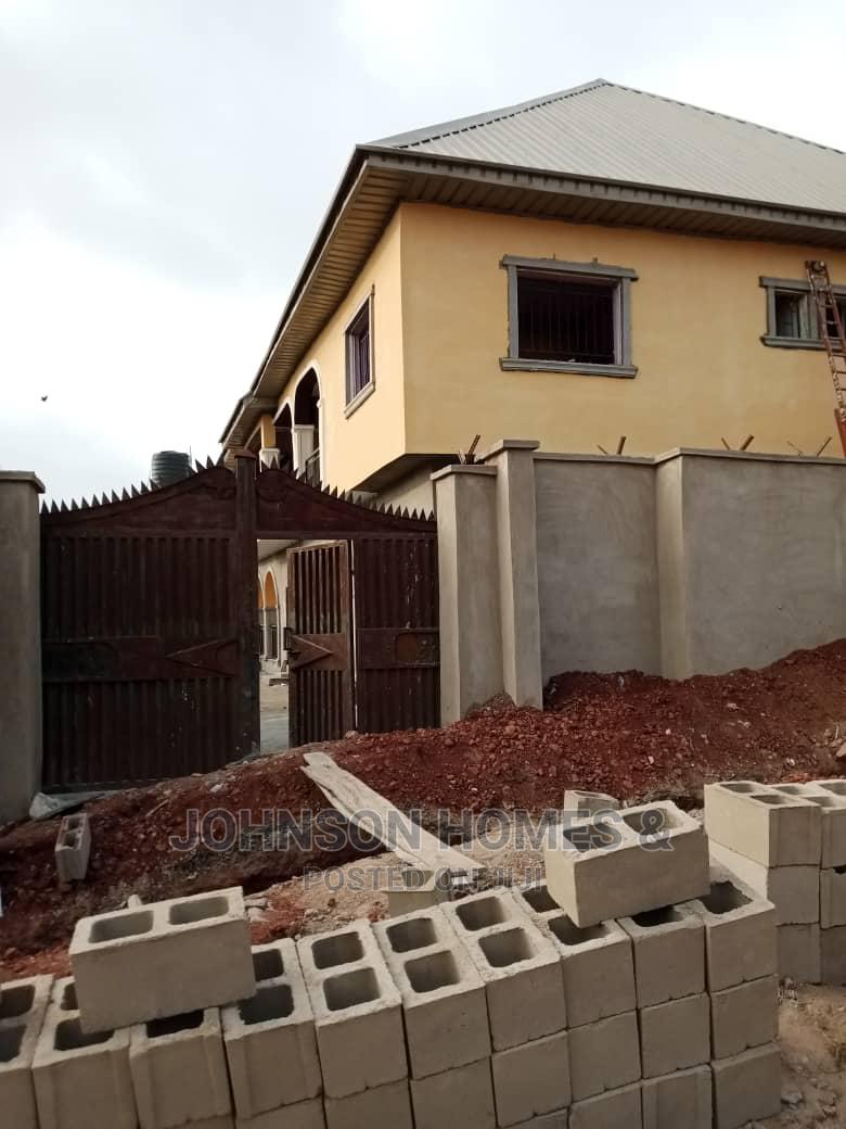 Furnished 3bdrm Block of Flats in Olodo Bank, Ibadan for Rent