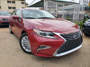 Lexus ES 2013 350 FWD Red | Cars for sale in Lagos State, Ikeja