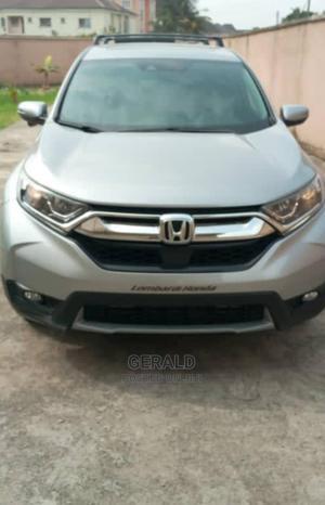 Honda CR-V 2019 EX AWD Gray | Cars for sale in Lagos State, Amuwo-Odofin