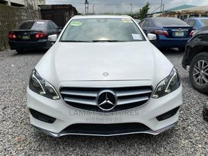 Mercedes-Benz E350 2014 White | Cars for sale in Lagos State, Ajah