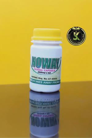 Noway Herbal Capsule (Medicine) | Vitamins & Supplements for sale in Lagos State, Badagry