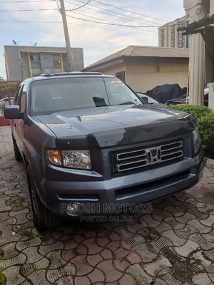Honda Ridgeline 2006 RTL Blue | Cars for sale in Lagos State, Lekki