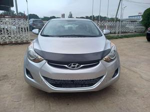 Hyundai Elantra 2013 Silver | Cars for sale in Kaduna State, Kaduna / Kaduna State