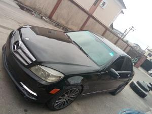 Mercedes-Benz C300 2009 Black | Cars for sale in Lagos State, Ikeja