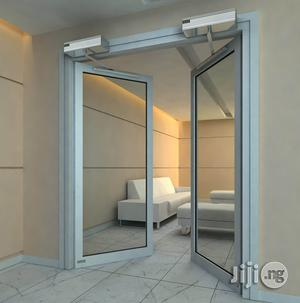 Automatic Frameless Glas Door Operator Swing Type | Doors for sale in Rivers State, Port-Harcourt