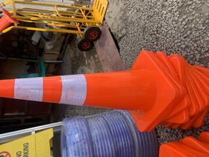 Safety Cone | Safetywear & Equipment for sale in Abuja (FCT) State, Wuse