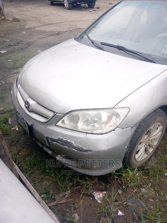 Archive: Honda Civic 2005 Gray