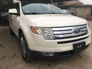 Ford Edge 2008 White | Cars for sale in Lagos State, Isolo
