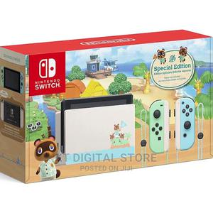 Nintendo Switch Special Edition   Video Game Consoles for sale in Lagos State, Ikeja