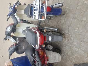 Honda CG110 2018 Red   Motorcycles & Scooters for sale in Ogun State, Abeokuta South