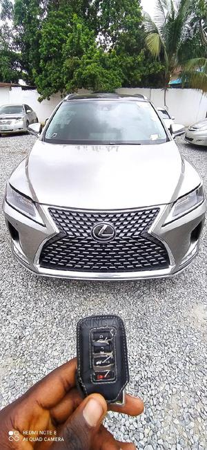 Lexus RX 2017 350 FWD Gray | Cars for sale in Lagos State, Ogudu