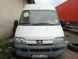 Clean Peugeot Boxer/Longchassis | Buses & Microbuses for sale in Lagos State, Isolo
