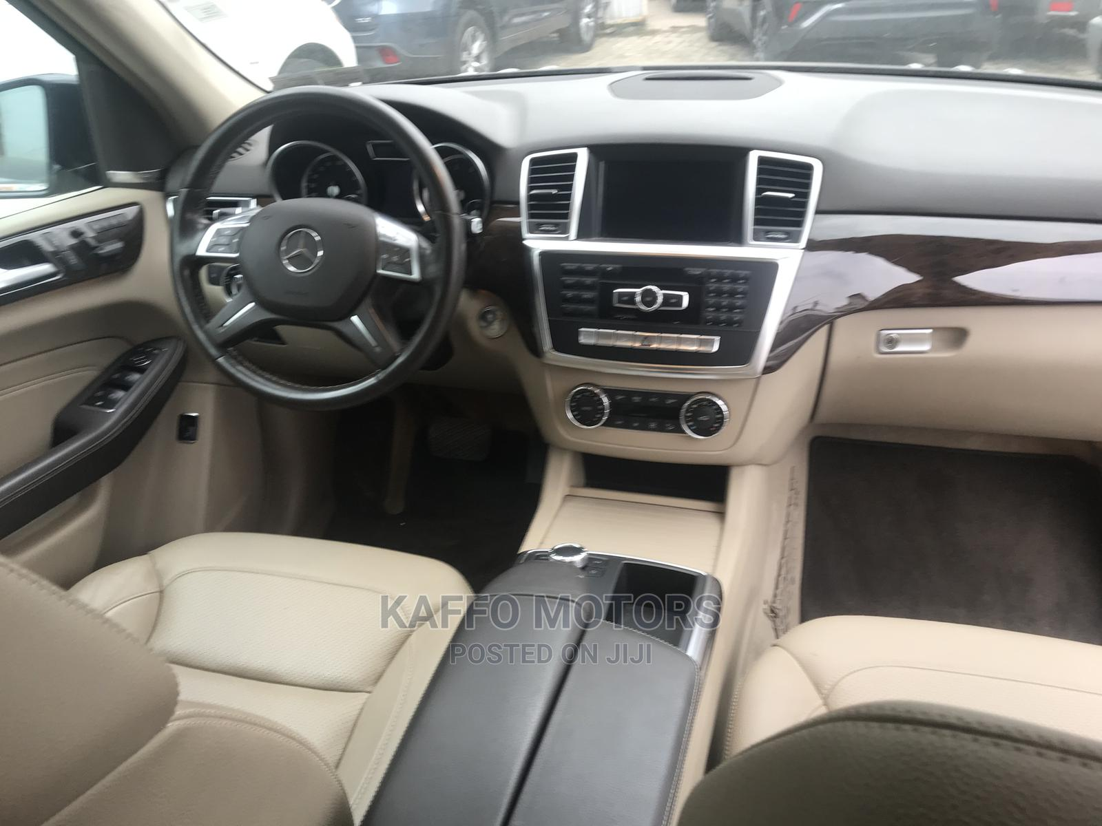 Mercedes-Benz M Class 2014 Gray | Cars for sale in Ikeja, Lagos State, Nigeria