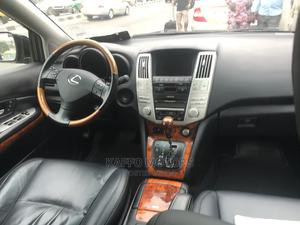 Lexus RX 2009 350 AWD Black   Cars for sale in Lagos State, Ikeja